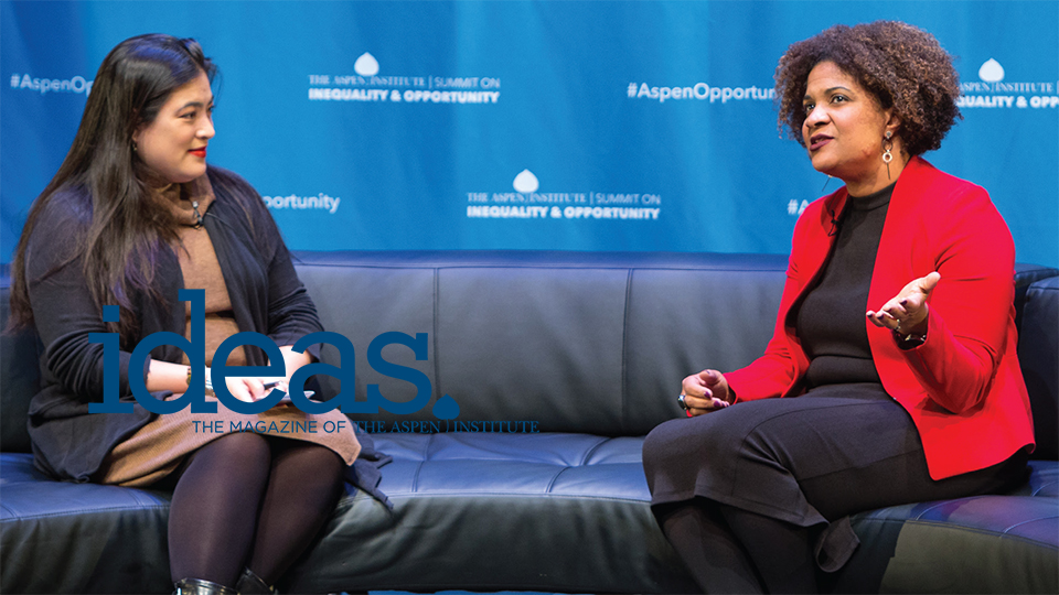 Reaching the Summit: Fight Inequality, Create Opportunity