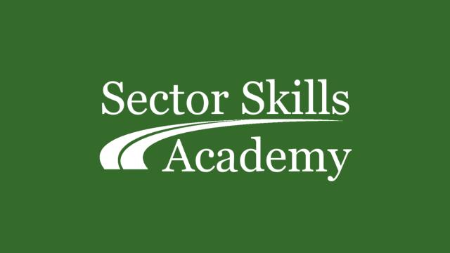 Sector Skills Academy