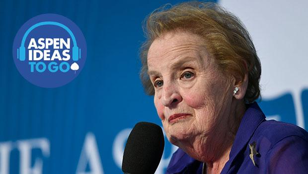 Madeleine Albright on Fighting Fascism