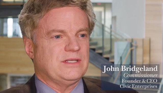 A Booster Rocket for Achievement: Commissioner John Bridgeland
