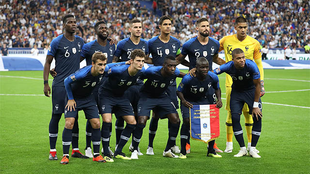 French national team