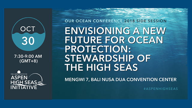 Envisioning A New Future for Ocean Protection