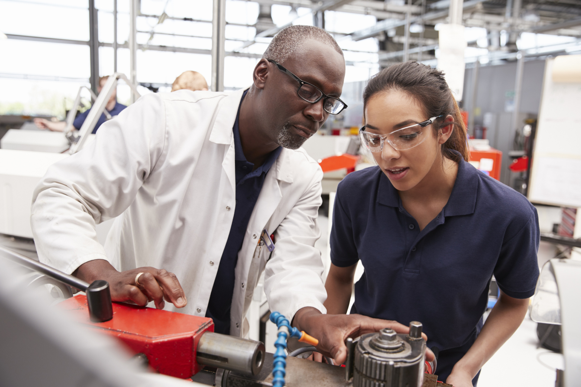 Apprenticeships Serve as Model of Skills-Based Training for Jobs of the Future