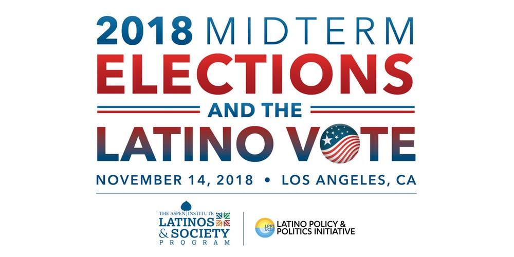 The 2018 Midterm Elections & The Latino Vote