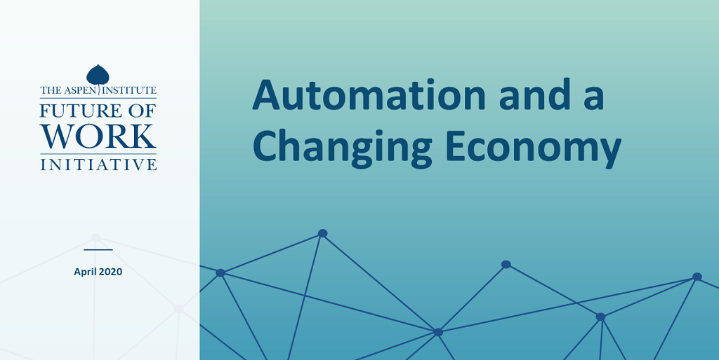 Automation and a Changing Economy: Presentation