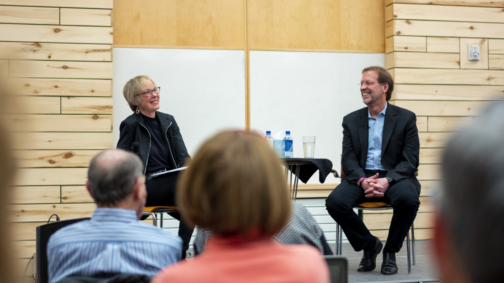 Conversation with Dan Porterfield at the Basalt Public Library
