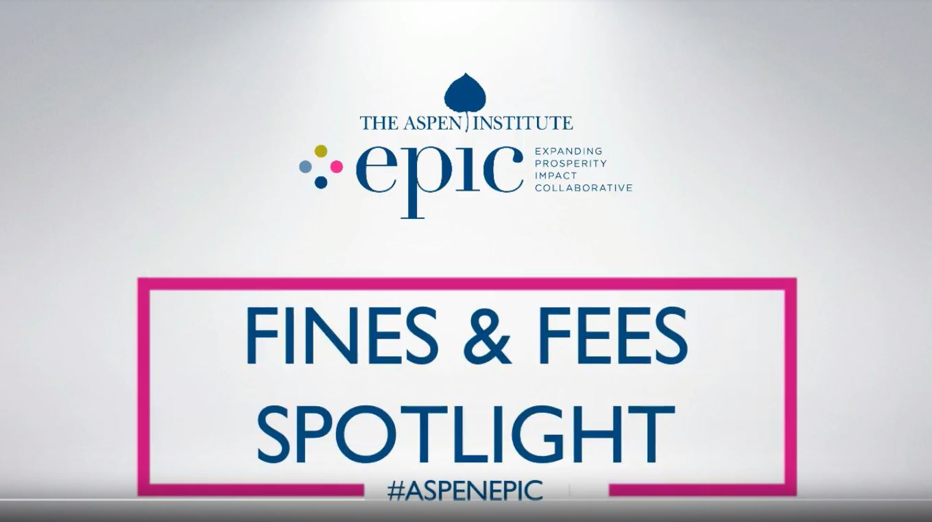 Fines and Fees Spotlight Video Series