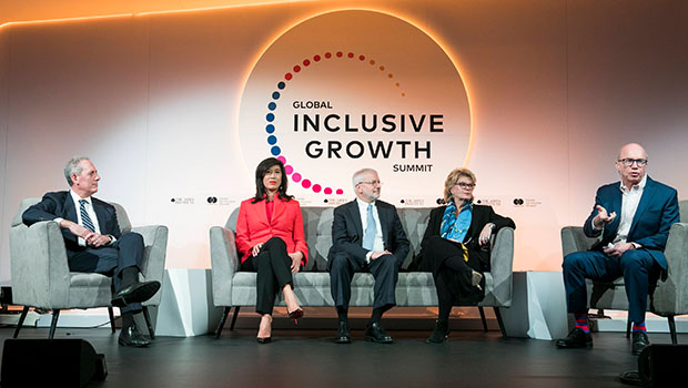 For an Inclusive Economy, Begin with an Inclusive Society