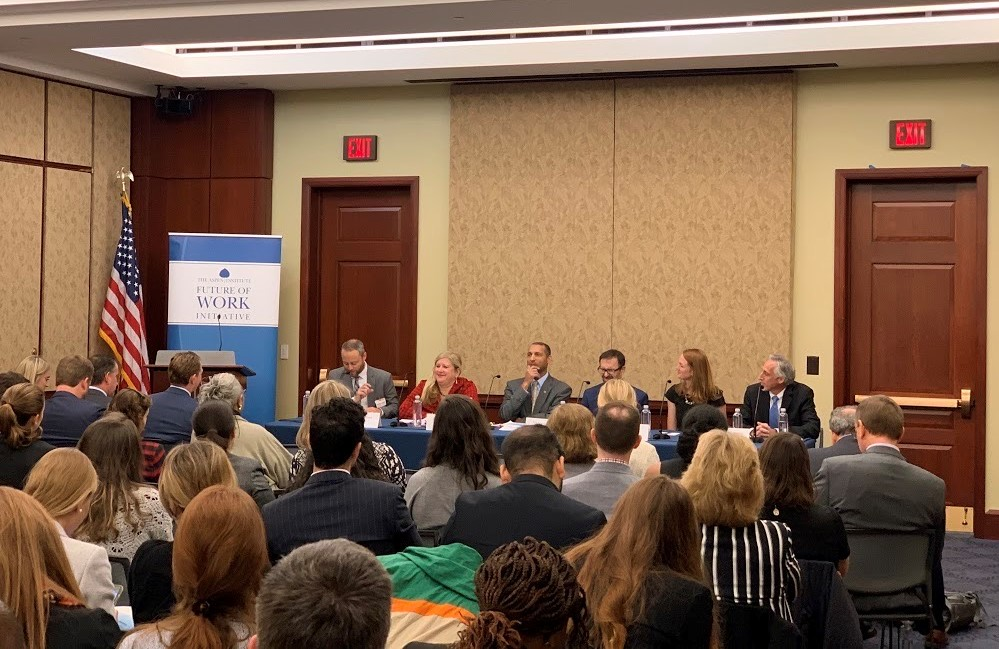 Capitol Hill Briefing Highlights Role That Existing Programs Can Play in Addressing Automation