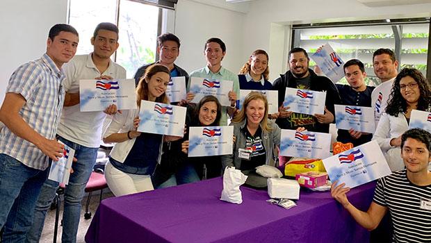 Restoring the Next Generation of Nicaraguan Leaders