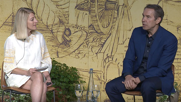Jeff Koons and Heidi Zuckerman in Conversation About Leonardo Da Vinci