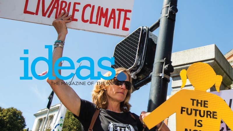 Taking on the Climate Crisis