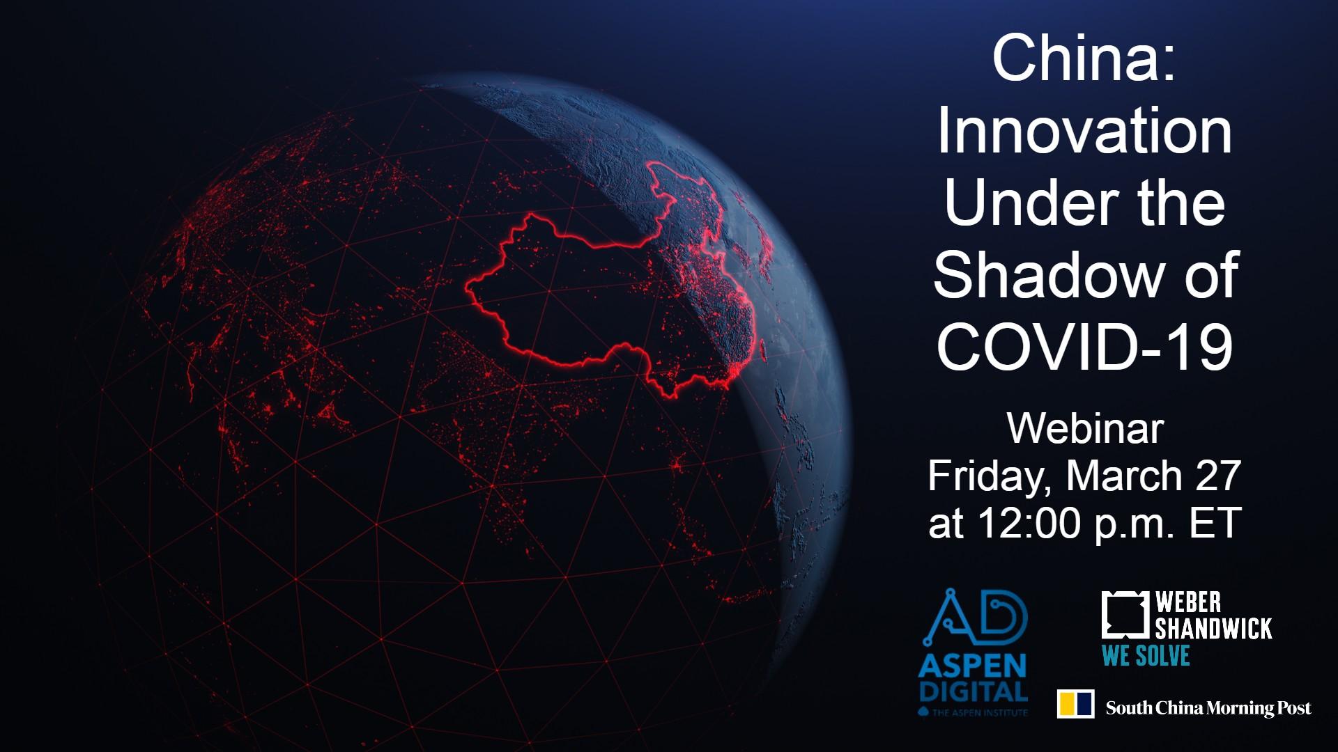 CHINA: Innovation & COVID-19