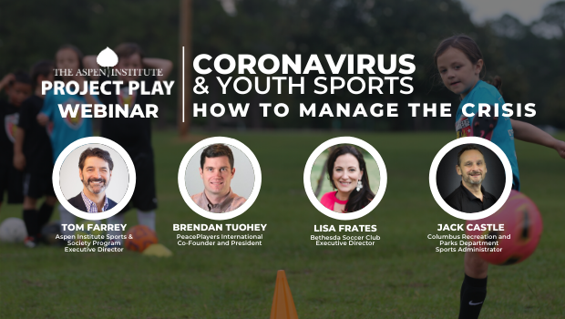 COVID-19 and Youth Sports: How to Manage the Crisis
