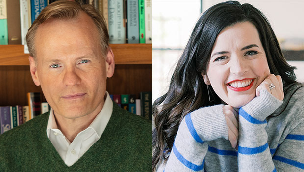 Catching up with Kate Bowler and John Dickerson