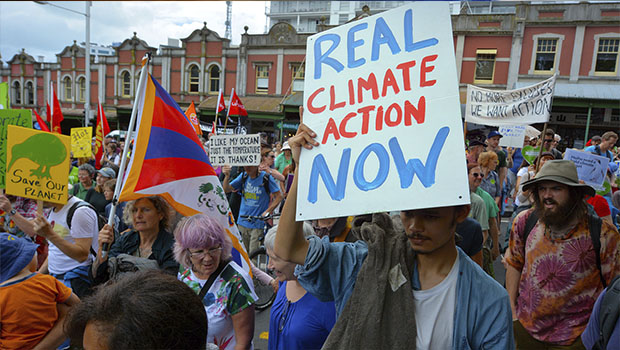 From the Streets to the Couch: Climate Action Moves Inside