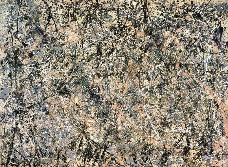 Number One, 1950 (Lavender Mist) by Jackson Pollock