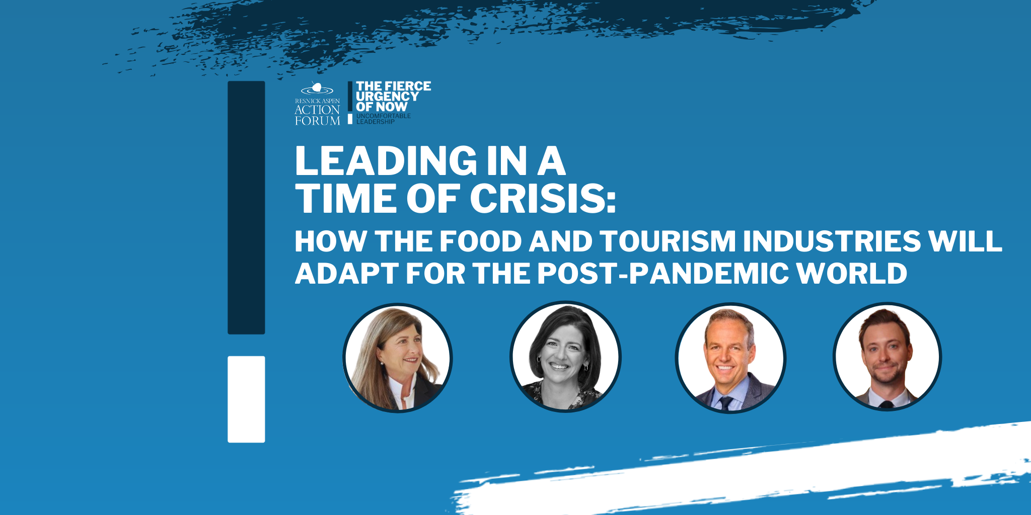 Leading with Values: How the Food and Tourism Industries will Adapt for the Post-Pandemic World