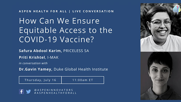 How Can We Ensure Equitable Access to the COVID-19 Vaccine?