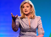 Arianna Huffington Knows How to Thrive