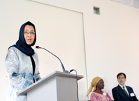 Tanzania, Peru Receive 2014 Resolve Award for Progress in Reproductive Health