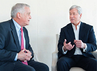 Walter Isaacson Interviews Jamie Dimon on Income Inequality & Corporate Responsibility