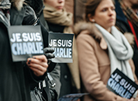 """Why Print Journalism Survives: George Packer on """"The Unwinding,"""" Charlie Hebdo, and More"""