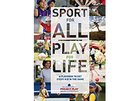 A New Vision, Platform for Youth Sports in America