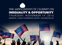 Social Media Recap: Summit on Inequality and Opportunity