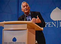 Aspen Institute CEO on the Difficulties, Benefits of Writing Biographies in Digital Age
