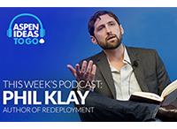 Aspen Ideas to Go Podcast: