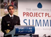 2015 Projecy Play Summit: Keynote address by the US Surgeon General Vivek Murthy