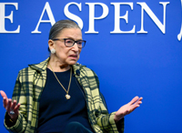 A Conversation with Supreme Court Justice Ruth Bader Ginsburg