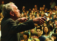 Robert Reich Discusses Documentary on Income Inequality