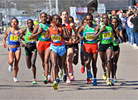 The Boston Marathon in a Pluralistic Nation